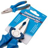 Silverline 589671 Expert Combination Pliers 200mm
