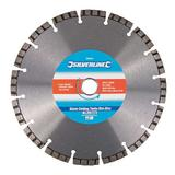 Silverline 598461 Laser Welded Turbo Rim Blade 230 x 22.23mm