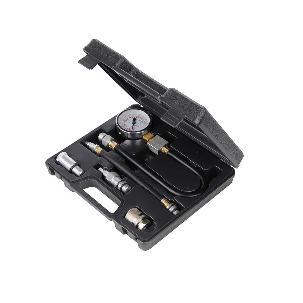 Silverline 598559 Petrol Engine Compression Testing Kit (5 Piece)