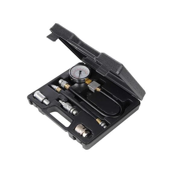 Silverline 598559 Petrol Engine Compression Testing Kit (5 Piece) Thumbnail 1