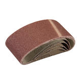 Silverline 603333 Sanding Belts 60mm x 400mm 5pk 60 Grit
