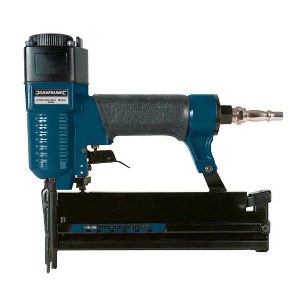 Silverline 633524 Air Nailer Stapler 50mm Thumbnail 2