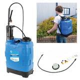 Silverline 633595 Backpack Sprayer 20L