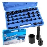 Silverline 633802 Impact Socket Set 35pce