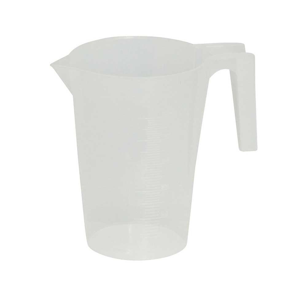 Silverline 675289 Measuring Jug with Metric Graduations 1 Litre