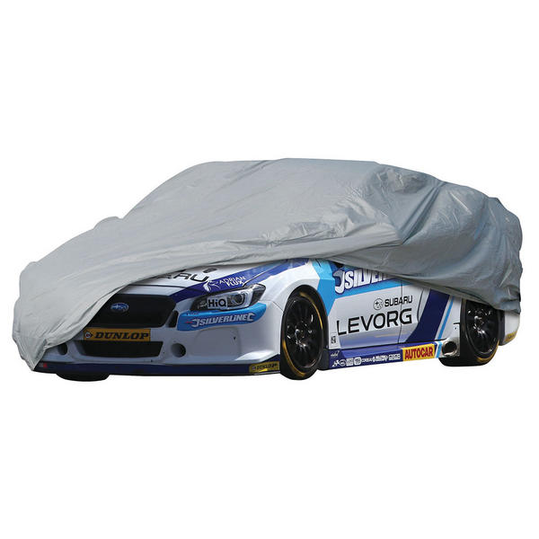 Silverline 774618 Large Car Cover Thumbnail 1