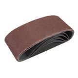 Silverline 836178 Sanding Belts 65mm x 410mm 5pk 60 Grit