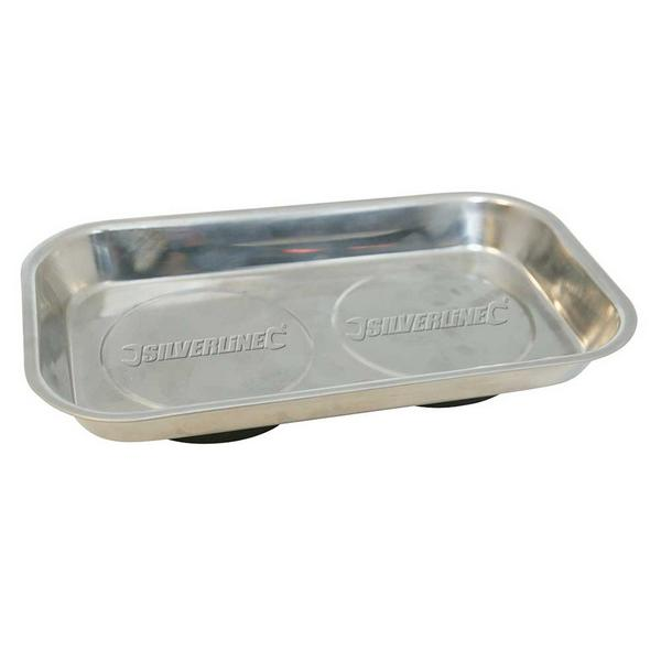 Silverline 868812 Magnetic Parts Tray Thumbnail 1