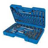 Silverline 868818 Mechanics Tool Set (90 Piece)