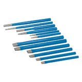 Silverline PC05 Punch & Chisel Set 12pce