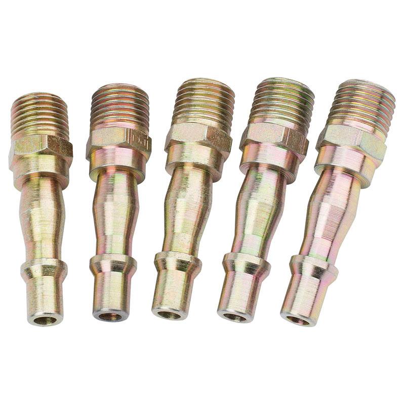 Draper 25832 A2593 5 Pack Air Tools 1/4 BSP Screwed Connectors Thumbnail 2
