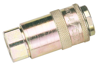 "Draper 37828 A21Cf02  Air Tools 14"" Parallel Female Coupling Thumbnail 2"