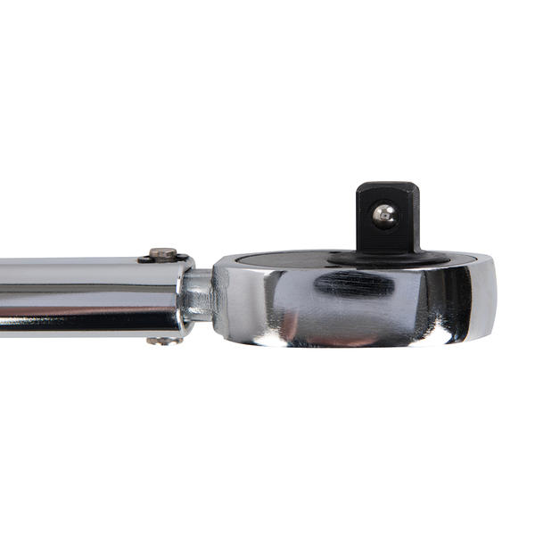 Silverline 633567 Torque Wrench Socket Ratchet 28-210Nm Thumbnail 8