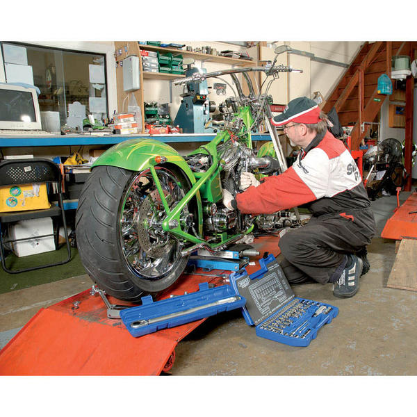 Draper 30357 3001A 1/2 Drive Ratchet Reversible Torque Wrench Thumbnail 9