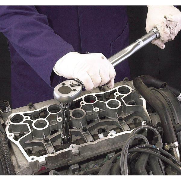 Draper 30357 3001A 1/2 Drive Ratchet Reversible Torque Wrench Thumbnail 6