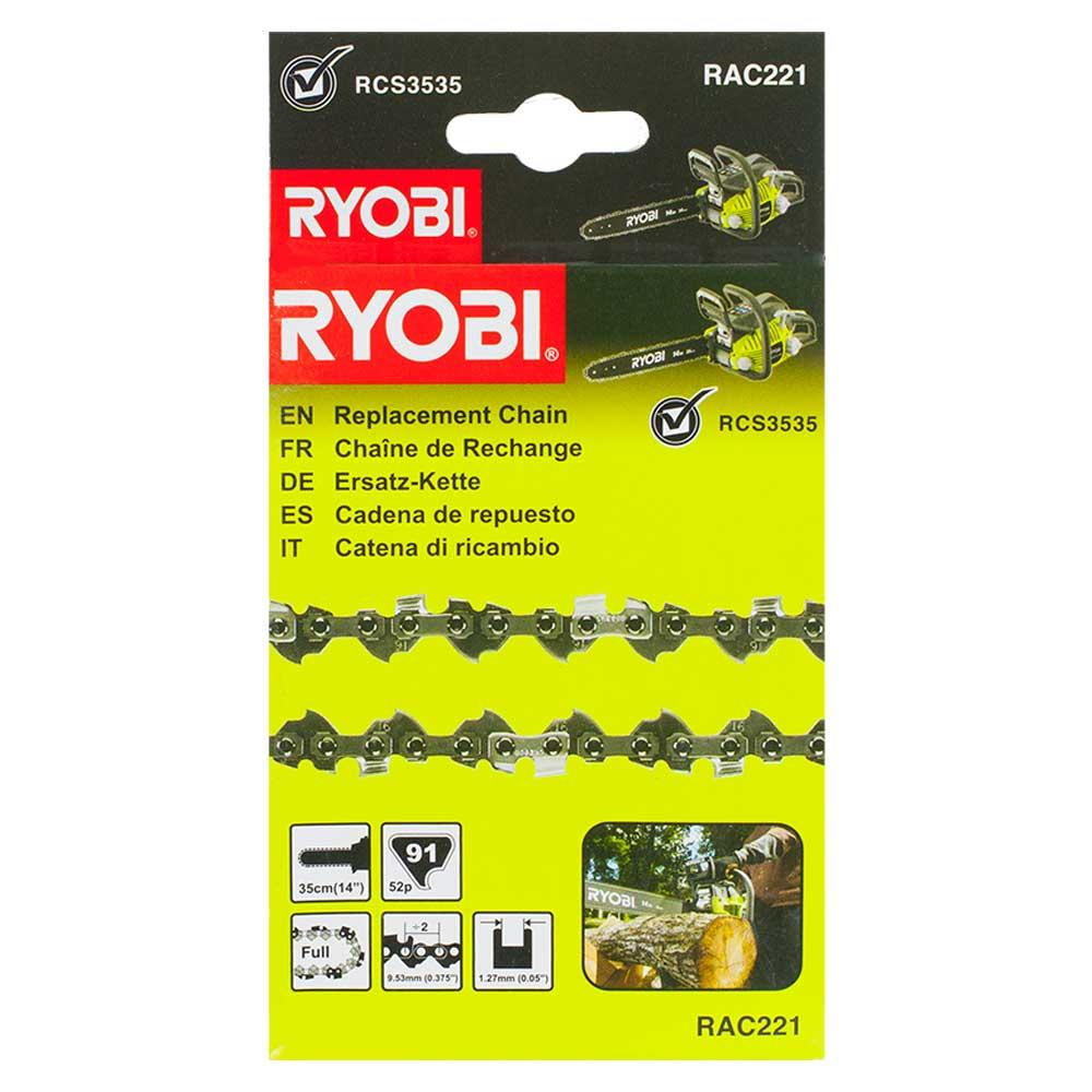 35cm Ryobi Replacement Chainsaw Chain For Rcs3535a