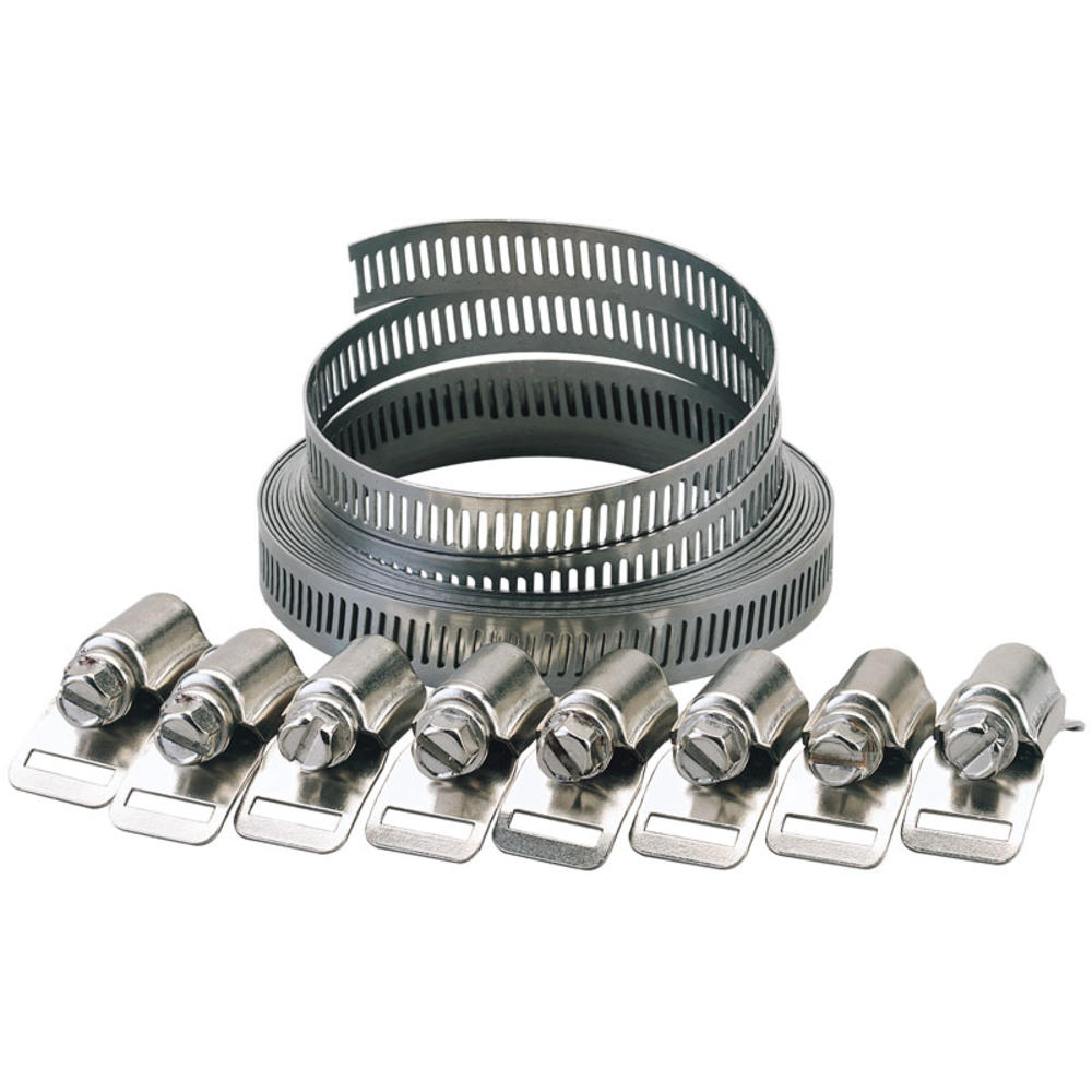 Draper 55592 HC12MM 12mm Hose Clamp Set