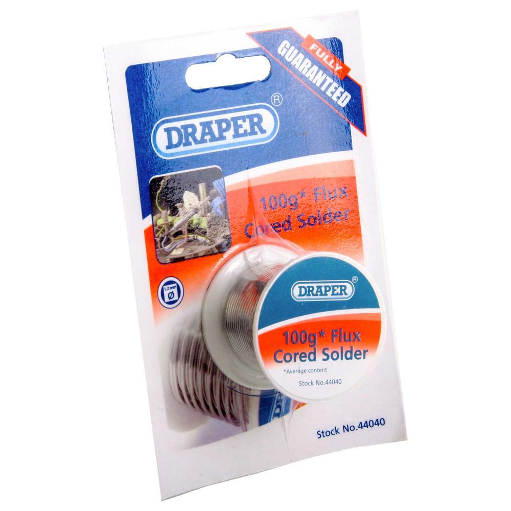 Draper 44040 Sw2A 100G Solder Wire Reel