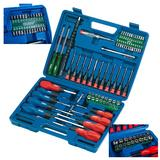 Draper 40850 SS70 Screwdriver Socket And Bit Set 70 Piece