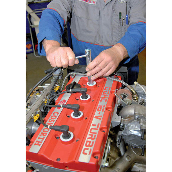 Draper 12242 1401 10mm x 300mm Spark Plug Wrench Thumbnail 2