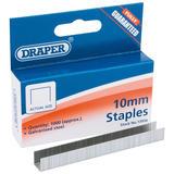 Draper 13956 1010Hd 1000 X 10mm Heavy Duty Staples