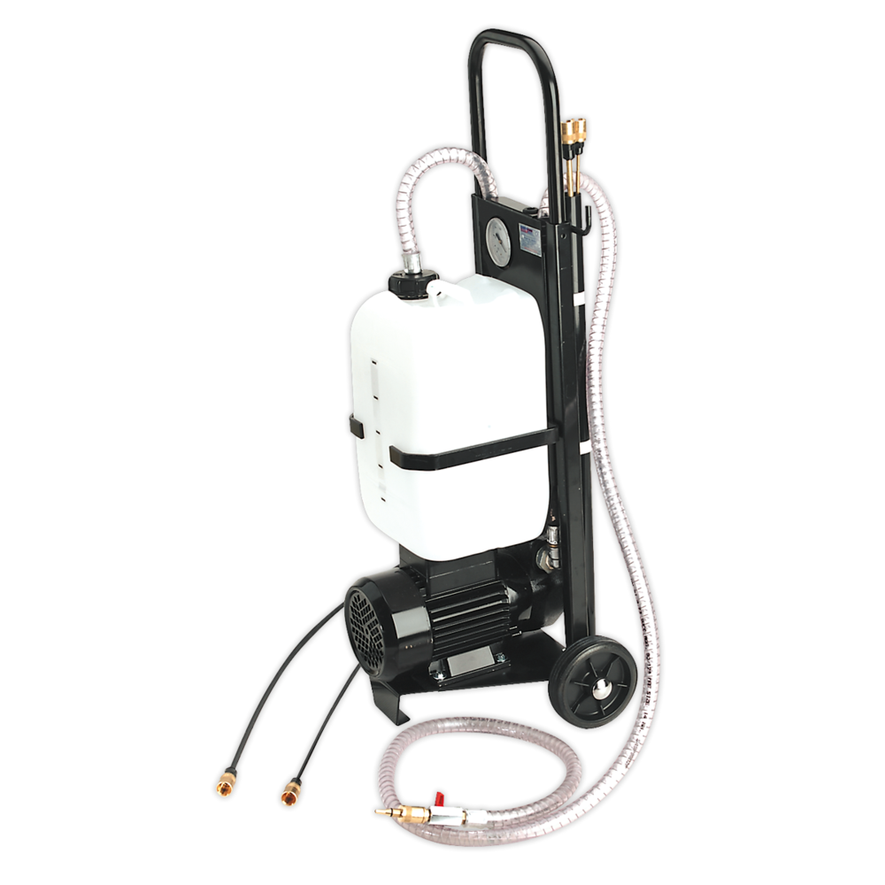 Sealey AK466D Oil Drainer Mobile 230V