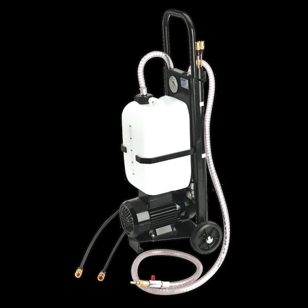 Sealey AK466D Oil Drainer Mobile 230V Thumbnail 1