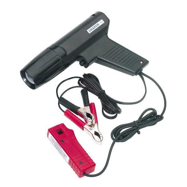 Draper Pistol Grip Strobe Ignition Timing Check Test Light Tool Thumbnail 1