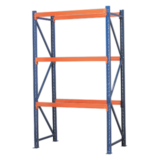 Sealey AP2700 Shelving Unit with 3 Beam Sets 900kg Capacity Per Level