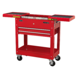 Sealey AP705M Mobile Tool & Parts Trolley Red