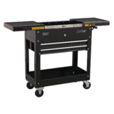 Sealey AP705MB Mobile Tool & Parts Trolley Black
