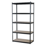Sealey Racking Unit with 5 Shelves 340kg Capacity Per Level