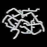 Sealey APSPB.H Hook Set for APSPB Pegboard