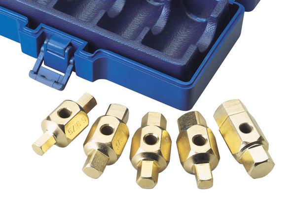 Draper 56627 DpkSet 5 Piece Sump Drain Plug Set Thumbnail 5