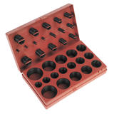 Sealey BOR419 O-Ring Assortment 419 Piece Metric