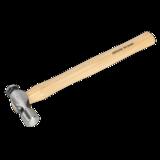 Sealey Ball Pein Hammer 12oz Hickory Shaft