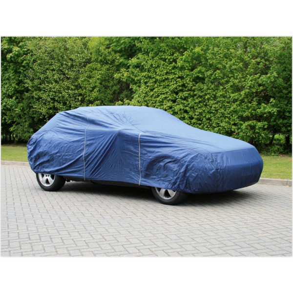 Sealey CCES Car Cover Lightweight Small 3800 x 1540 x 1190mm Thumbnail 3