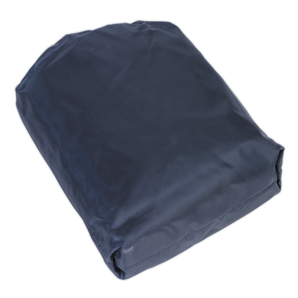 Sealey SECCEXL Car Cover Lightweight X-Large 4830 x 1780 x 1220mm Thumbnail 2