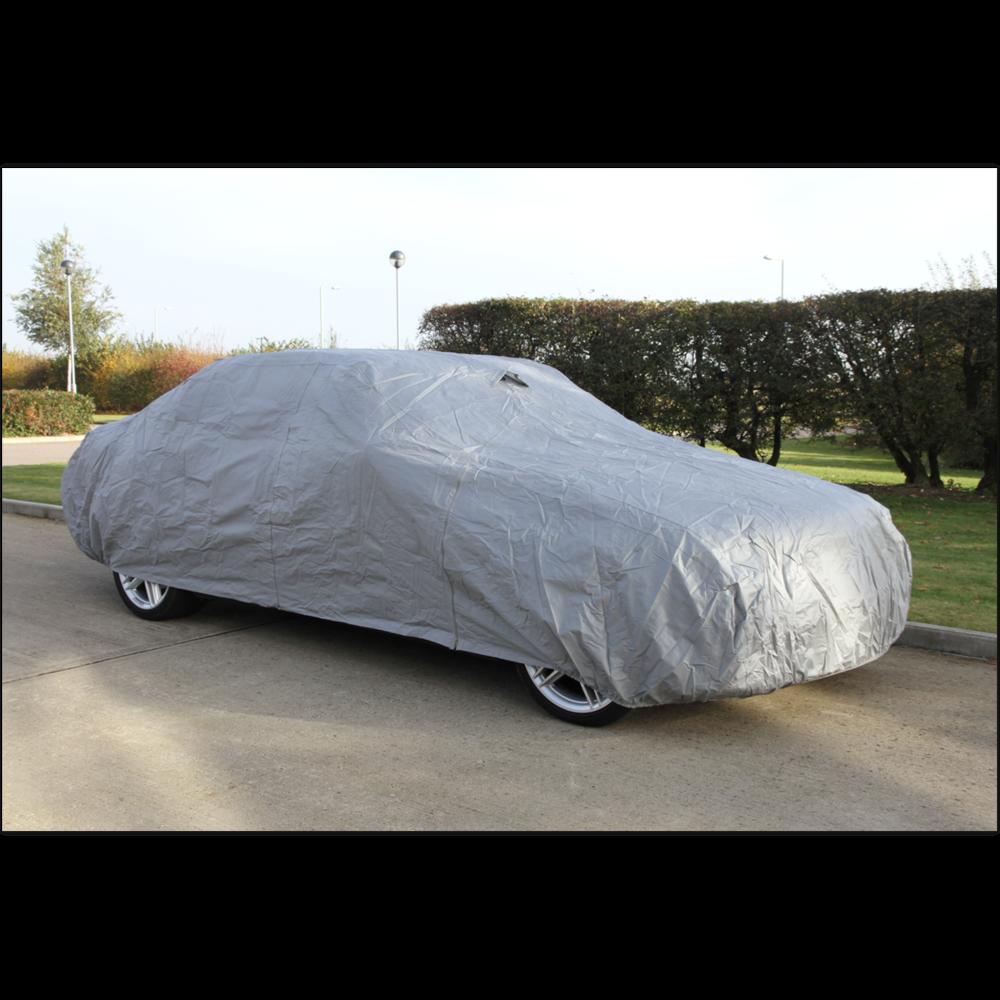Sealey CCM Car Cover Medium 4060 x 1650 x 1220mm