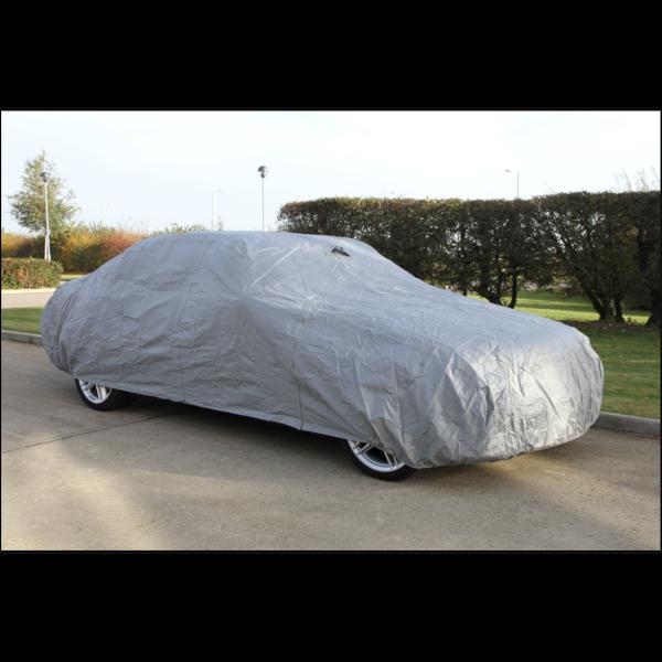Sealey CCM Car Cover Medium 4060 x 1650 x 1220mm Thumbnail 1