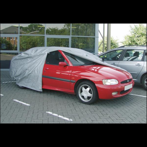 Sealey CCM Car Cover Medium 4060 x 1650 x 1220mm Thumbnail 5