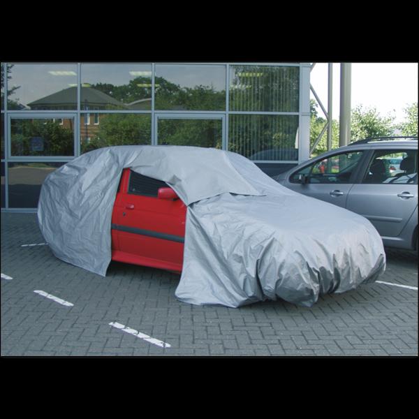 Sealey CCM Car Cover Medium 4060 x 1650 x 1220mm Thumbnail 4