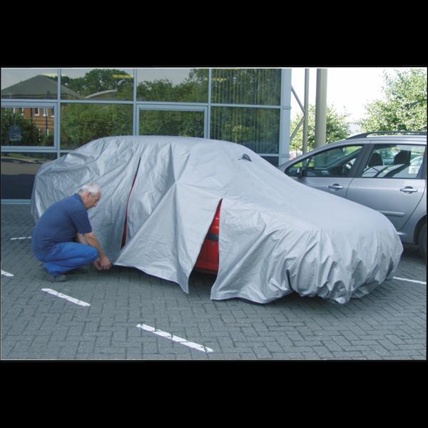 Sealey CCM Car Cover Medium 4060 x 1650 x 1220mm Thumbnail 3