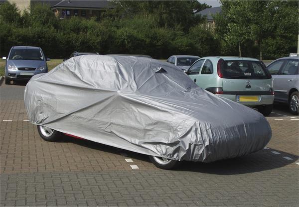 Sealey CCXL Car Cover X-Large 4830 x 1780 x 1220mm Thumbnail 2