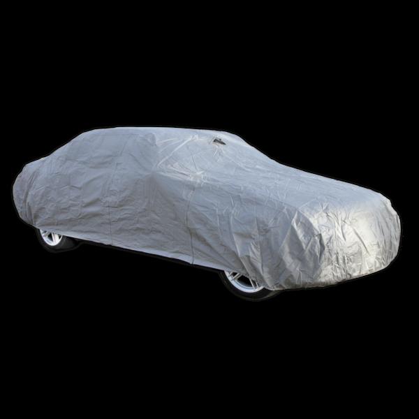 Sealey CCXL Car Cover X-Large 4830 x 1780 x 1220mm Thumbnail 1