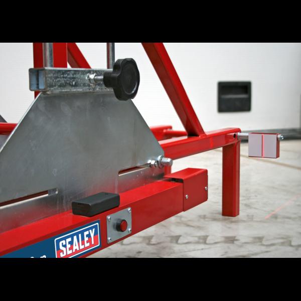 Sealey GA70CR Calibration Rig for GA70 Thumbnail 5