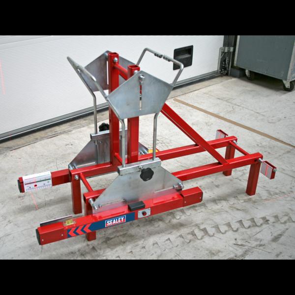 Sealey GA70CR Calibration Rig for GA70 Thumbnail 4