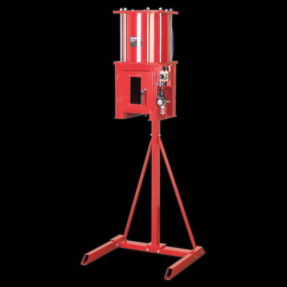 Sealey HFC08 Pneumatic Oil Filter Crusher