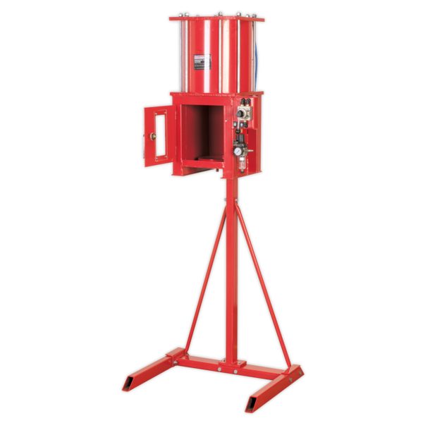 Sealey HFC08 Pneumatic Oil Filter Crusher Thumbnail 2