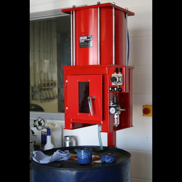 Sealey HFC08 Pneumatic Oil Filter Crusher Thumbnail 7